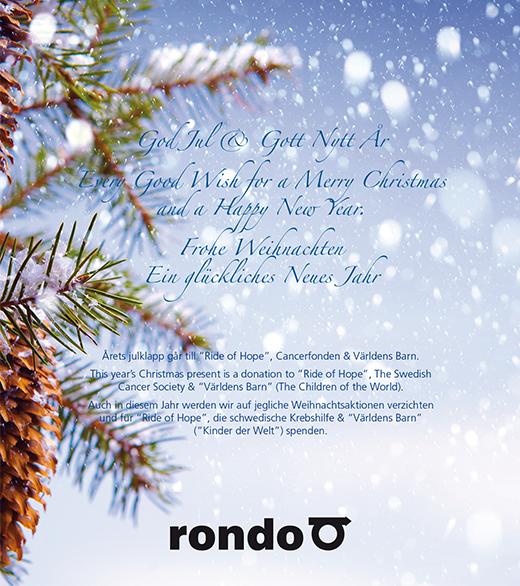 Frohe Weihnachten Schwedisch.Frohe Weinachten Ein Gluckliches Neues Jahr Rondoplast